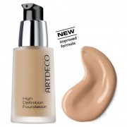 ARTDECO HIGH DEFINITION FOUNDATION 24 - tan beige